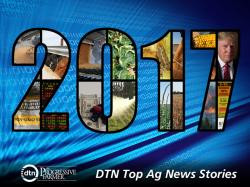 Top 10 Ag News Stories of 2017: No. 1 Same Song, Fifth Verse: Record Corn Crop Again