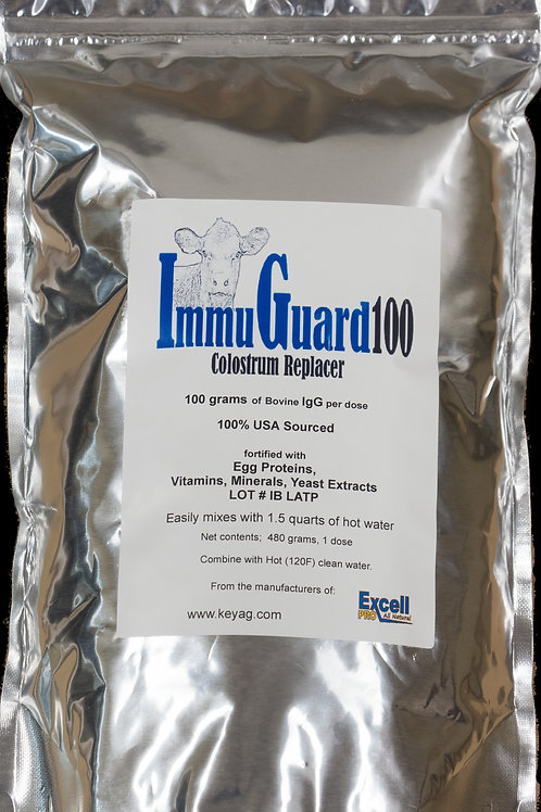 Immuguard 100 Colostrum Replacer