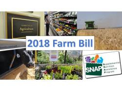 Vote Clears House Farm Bill - House Ag Committee Advances Farm Bill With Few Farm Changes, Major SNA