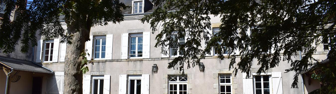 Chambre d'hôtes Châteauneuf-sur-Loire