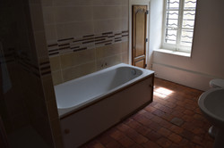 salle de bain le jardin