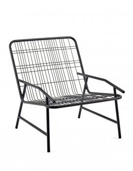 Edward low chair 'Miel Cardinael'