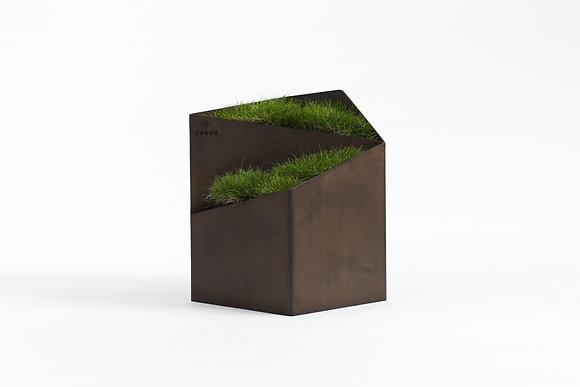 Planter 'Ferdu' - Doblu Rust