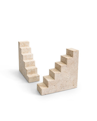 Arie bookend 'Volmaakt' - stairs