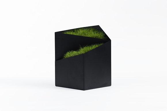 Planter 'Ferdu' - Doblu Black