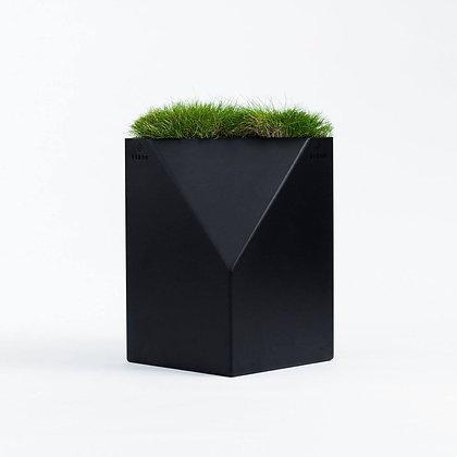 Planter 'Ferdu' - Poindu Black