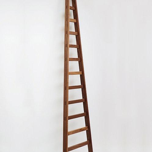 Ladder 'Frits' - Walnut