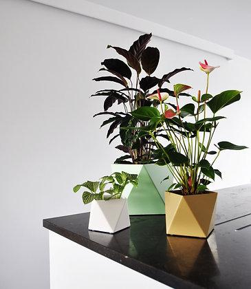 Facet flowerpot - Straff Design