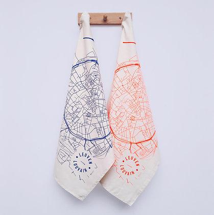 Tea towel 'mmmMar' - Leuven