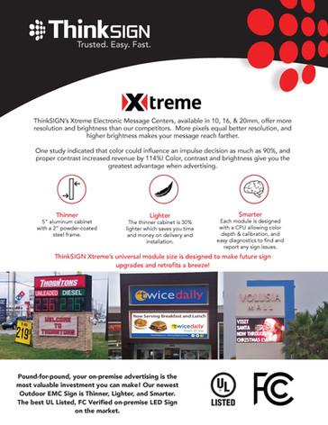 Xtreme Datasheet