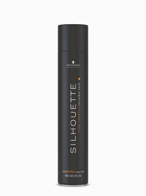 Silhouette Super Hold Hairspray