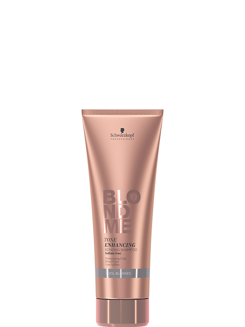 BLONDME Tone Enhancing Bonding Shampoo