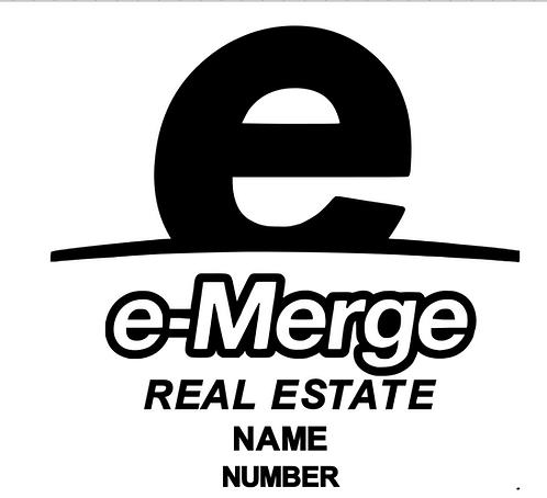 e-Merge E logo
