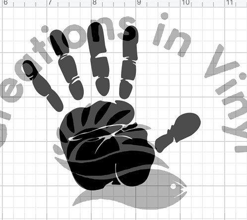 TWD Handprint