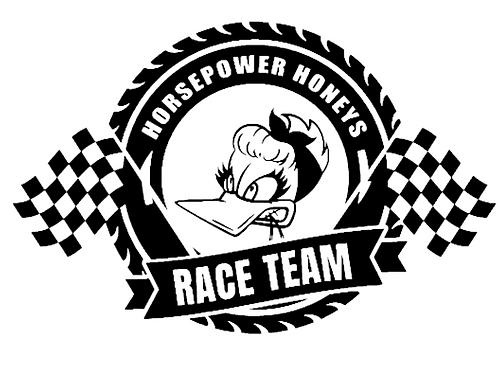 Horsepower Honey Decal