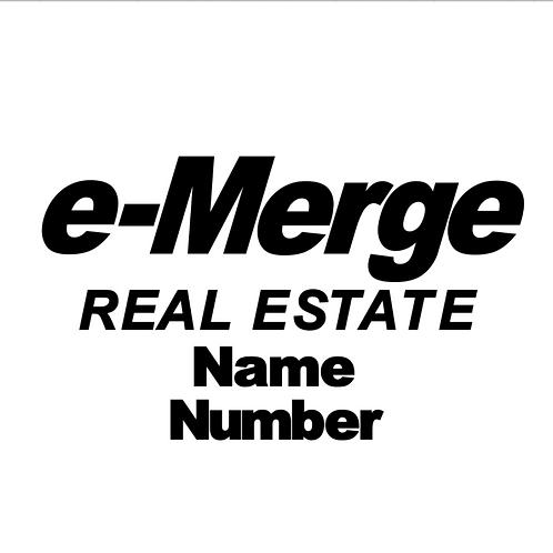 e-Merge Logo Solid
