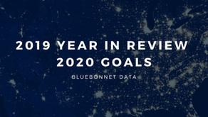 2019 Year in Review + 2020 Goals