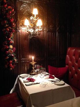 The Witchery Restaurant by Edinburgh Castle