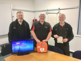 Defibrillators and CPR