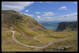 North Coast 500 Bealach Na Ba