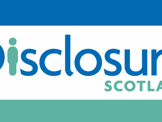 Disclosure Scotland approved