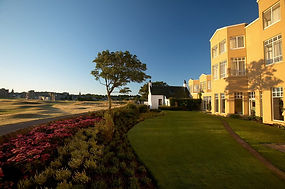 The Old Course Hotel, St Andrews, Golf Tours
