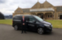 Working for Robbie Gethin Associates at Royal Troon