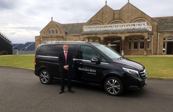 Rodney Johnston Executive Private Hire