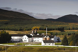 Dalwhinney Whisky Distillery