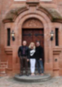 Fonab Castle - Tour of The Highlands