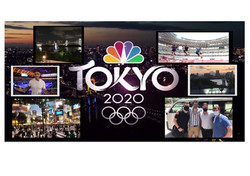 Driving NBC at the Tokyo Olympic Games