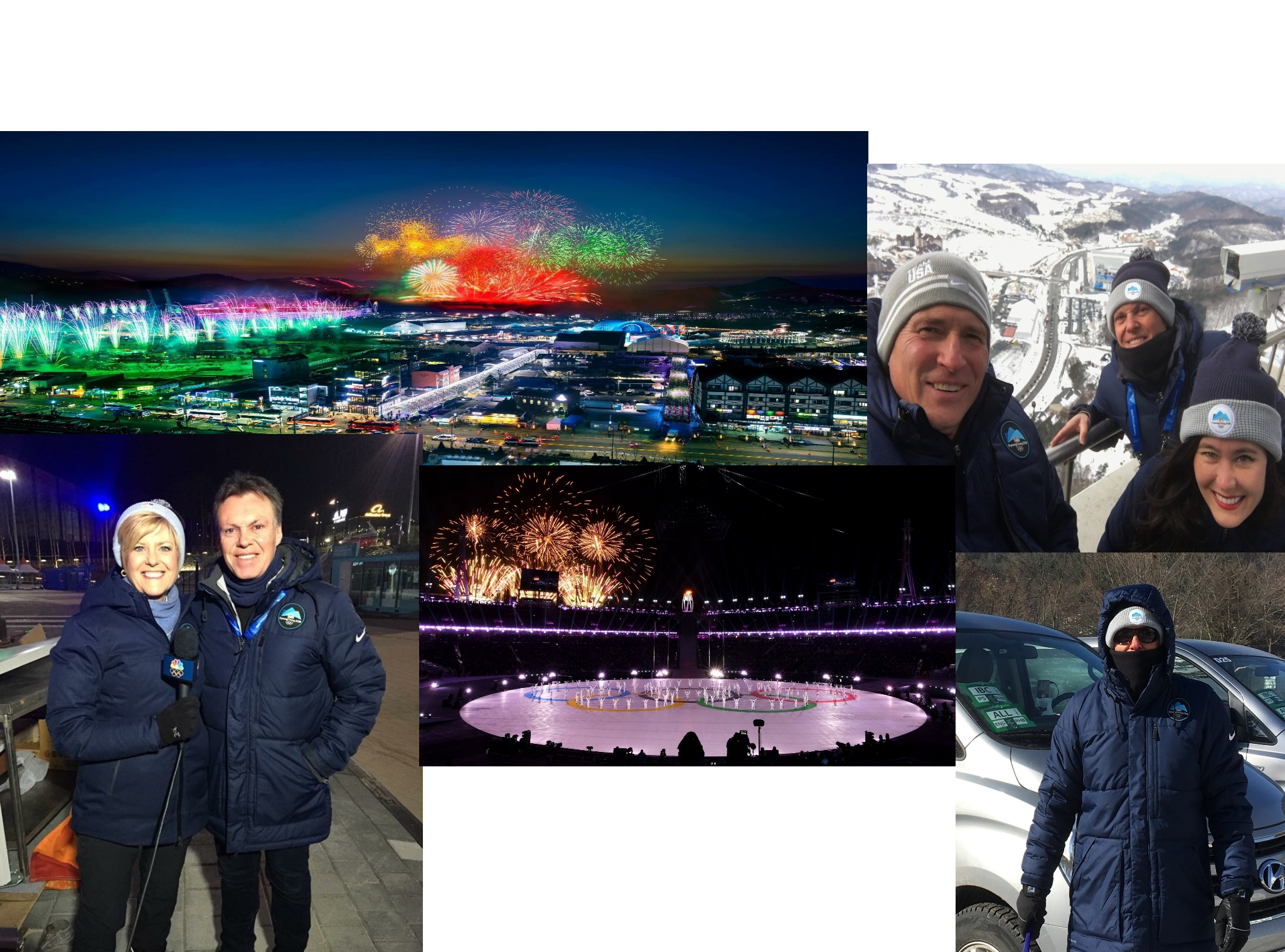 Driving NBC at the Winter Olympics