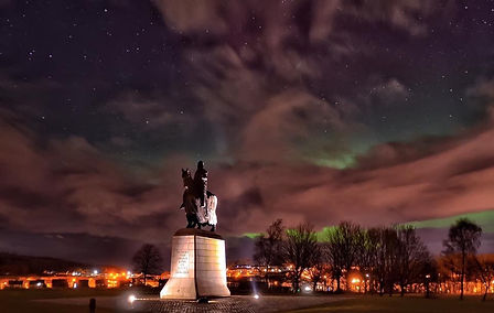 Robert The Bruce statue, Bannockburn