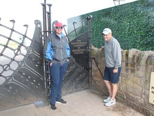 Tom & Jared visit Muirfield and play North Berwick