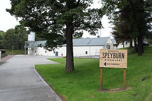 Speyburn Distillery Tour