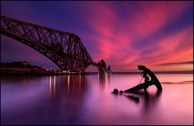 Forth Rail Bridge, North Queensferry