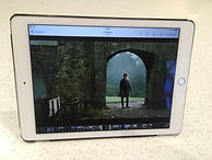 Outlander on i-pad for guests