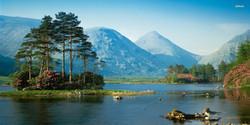 Glen Etive, The Highlands