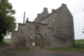Cathy visits Lallybroch on another successful Outlander Tour