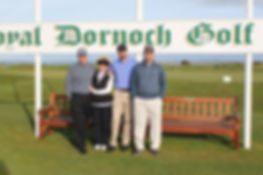 Royal Dornoch Golf Club Golf Tours