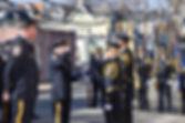 Kearny Police Hail and Farewell