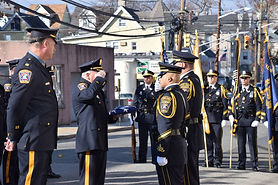 Kearny Police Hail and Farewell
