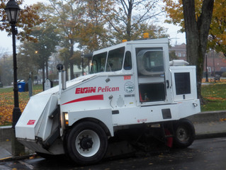 Street sweeping parking enforcement to resume town-wide on Monday, March 19th