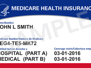 Medicare is mailing new Medicare cards; beware of scammers trying to obtain personal information