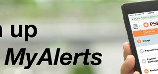 Sign up for PSE&G MyAlerts: report power outages directly to PSE&G leaving police phone line