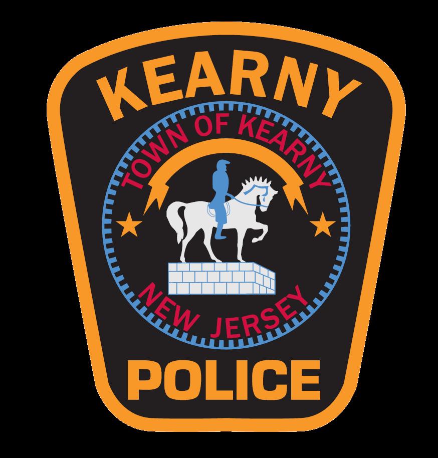 Kearny Police patch