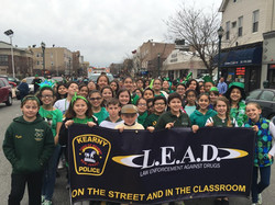 LEAD St. Patrick's Parade