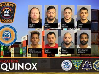 Operation Equinox: Kearny Police Detective John Fabula leads 18-month investigation to take down car
