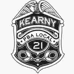 Kearny PBA Logo