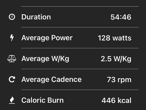 What Screen do you watch when Cycling